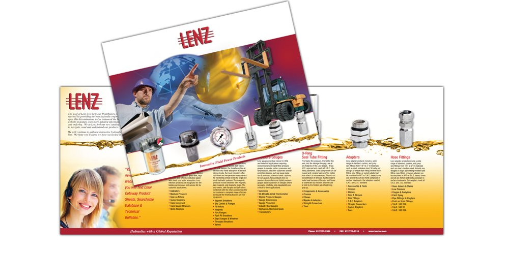 Capabilities Brochure for manufacturer