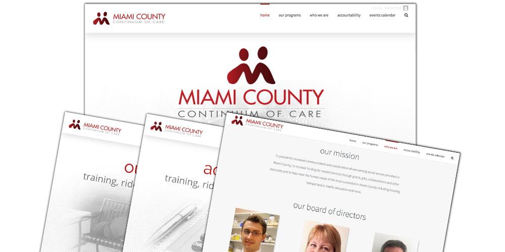 Miami County Continuum of Care Website