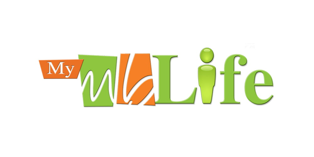 Logo Design | my MB Life | Bertke Creative - Dayton Area Freelance Graphic Designer, Marketing and Advertising