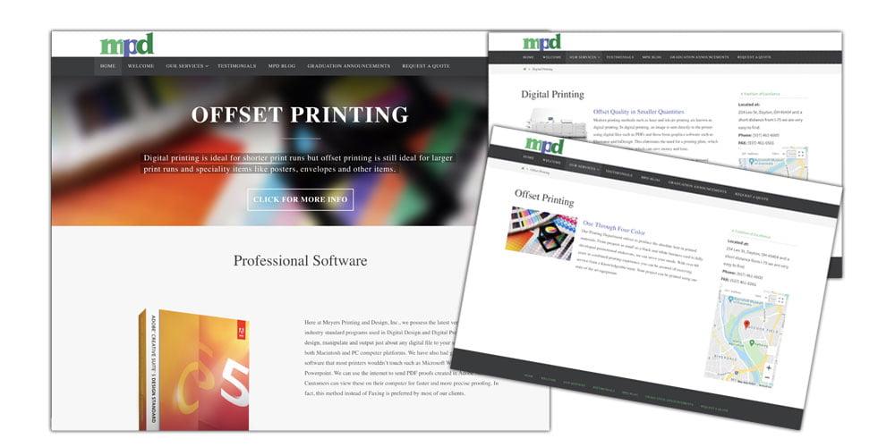 Meyers Printing & Design