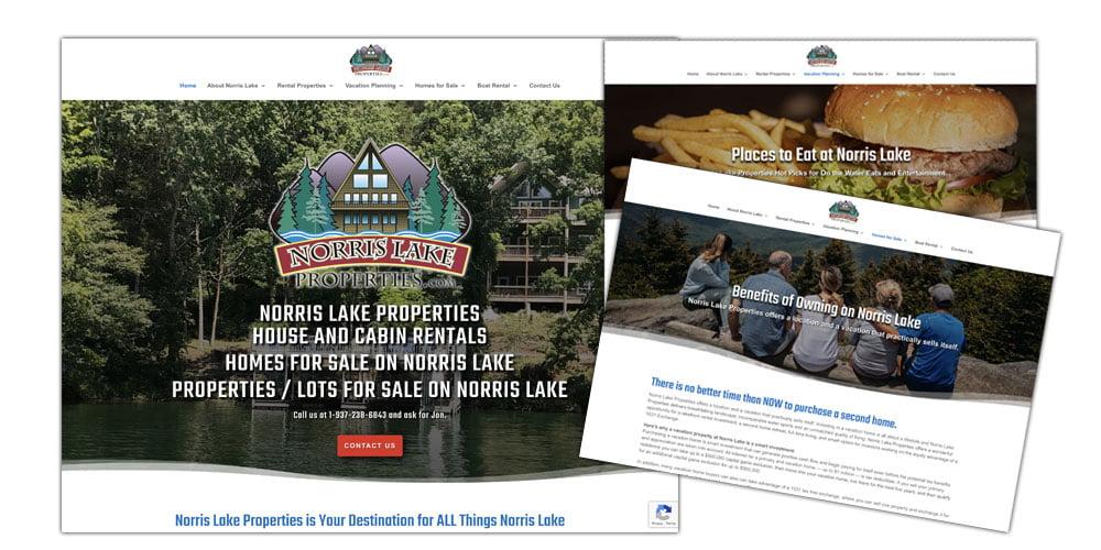 Norris Lake Properties